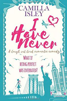I Have Never book cover