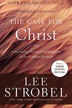 The Case for Christ book cover