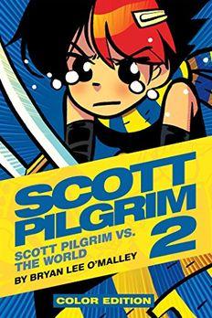 Scott Pilgrim Vol. 2 book cover