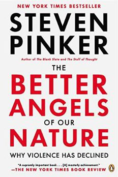 The Better Angels of Our Nature book cover