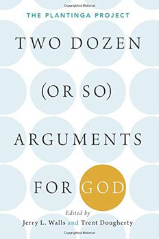 Two DozenArguments for God book cover