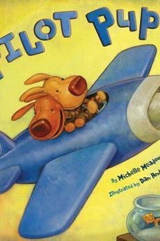 Pilot Pups book cover