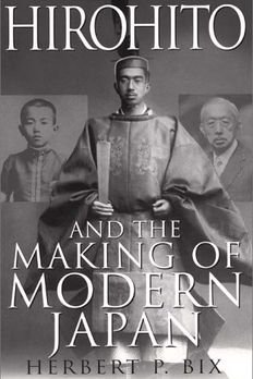 Hirohito And The Making Of Modern Japan book cover