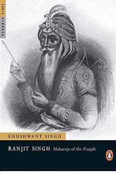 Ranjit Singh book cover