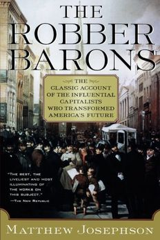 The Robber Barons book cover