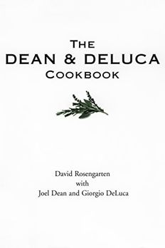 The Dean and DeLuca Cookbook book cover