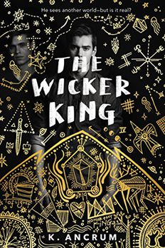 The Wicker King book cover