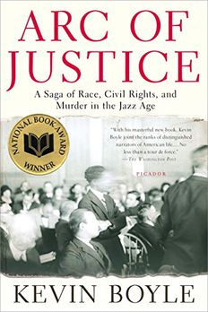 Arc of Justice book cover