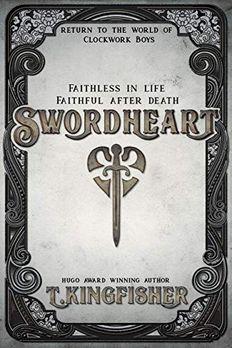 Swordheart book cover