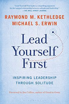 Lead Yourself First book cover