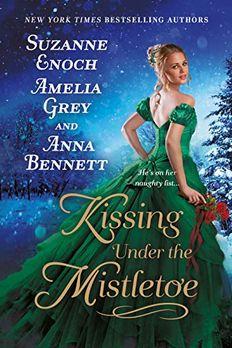 Kissing Under the Mistletoe book cover
