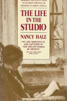 The life in the studio book cover