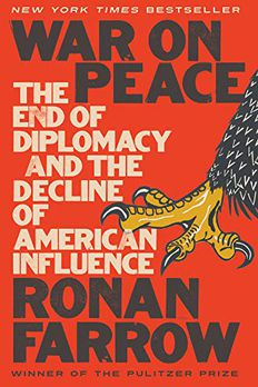 War on Peace book cover