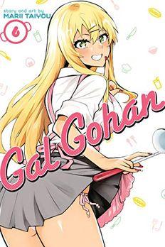 Gal Gohan Vol. 6 book cover