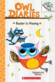 Baxter is Missing book cover