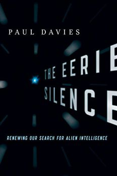 The Eerie Silence book cover