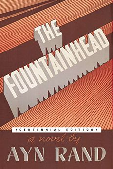 The Fountainhead book cover