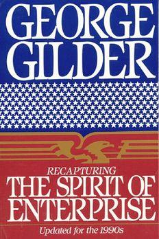 Recapturing the Spirit of Enterprise book cover