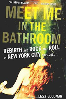 Meet Me in the Bathroom book cover