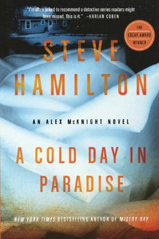 A Cold Day In Paradise book cover