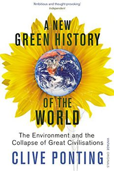 A New Green History of the World book cover