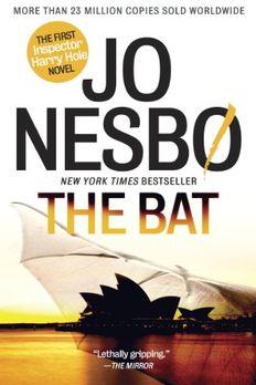 The Bat book cover