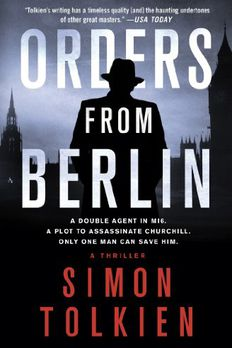 Orders from Berlin book cover