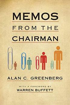 Memos from the Chairman book cover