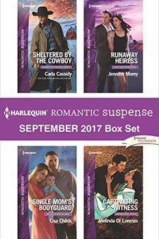 Harlequin Romantic Suspense September 2017 Box Set book cover