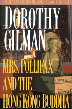 Mrs. Pollifax and the Hong Kong Buddha book cover