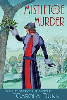 Mistletoe and Murder book cover