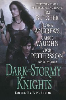Dark and Stormy Knights book cover