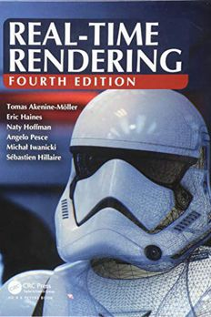 Real-Time Rendering book cover
