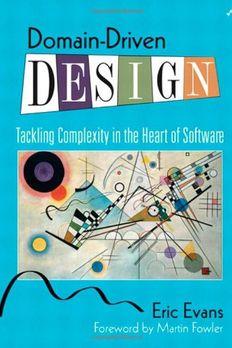Domain-Driven Design book cover