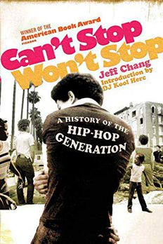 Can't Stop Won't Stop book cover