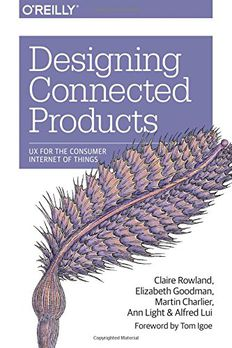 Designing Connected Products book cover