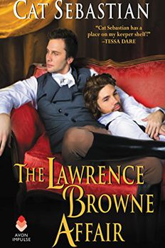 The Lawrence Browne Affair book cover