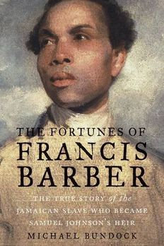 The Fortunes of Francis Barber book cover