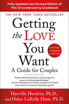 Getting the Love You Want book cover