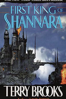 First King of Shannara book cover