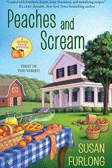 Peaches and Scream book cover