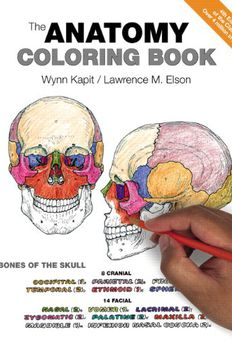 The Anatomy Coloring Book book cover
