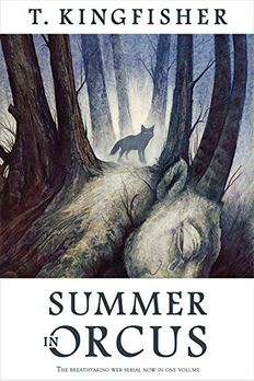 Summer in Orcus book cover