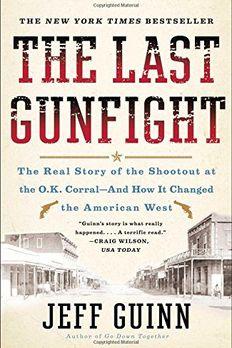 The Last Gunfight book cover