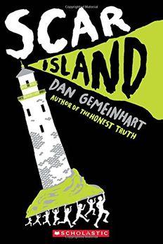 Scar Island book cover