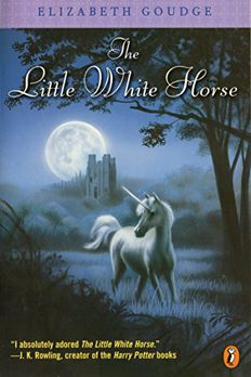 The Little White Horse book cover