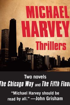 Michael Harvey Thrillers 2-Book Bundle book cover