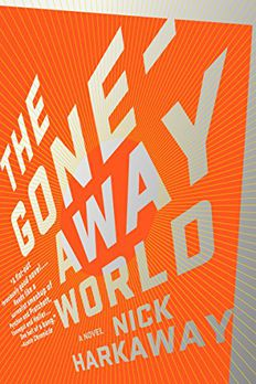 The Gone-Away World book cover