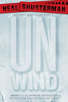 Unwind book cover