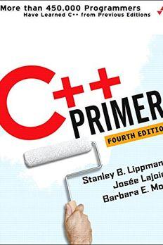 C++ Primer book cover